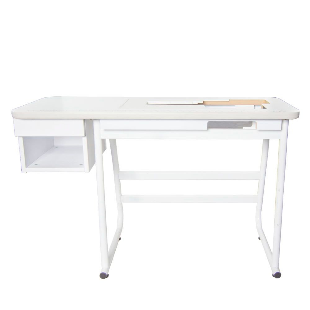 Janome universal sewing table the sewing machine company the janome universal table fits all the larger janome and elna quilting sewing machines see list below ring us on 1300137041 to confirm model watchthetrailerfo