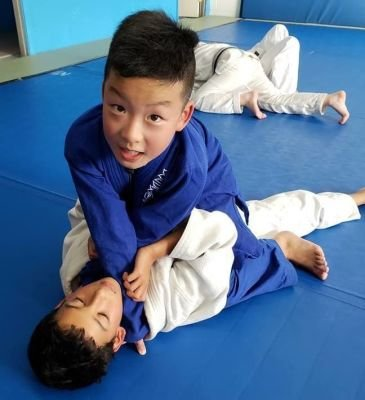 Kids and Teens BJJ and Self-Defense Classes