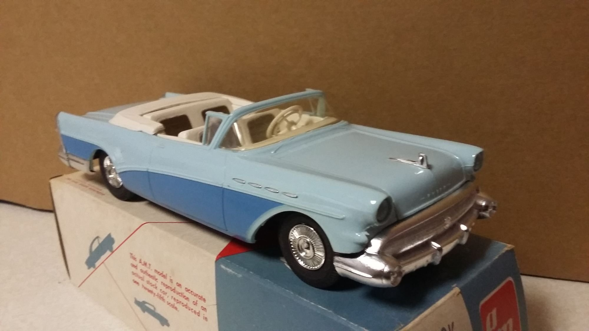 Promos Much More Automobilia Collectibles Toys Power Top Wiring Diagram For 1942 47 Chevrolet Passenger Cars Cabriolet Stock 11261957 Buick Roadmaster Convertible With Free Us Shipping