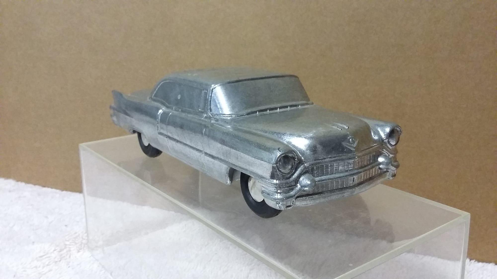 Obsolete Auto Dealer Showroom Collectibles Promos Toys 1971 El Dorado Headlight Wiring Harness Stock 11481956 Cadillac Eldorado 2 Door Hardtop With Free Us Shipping