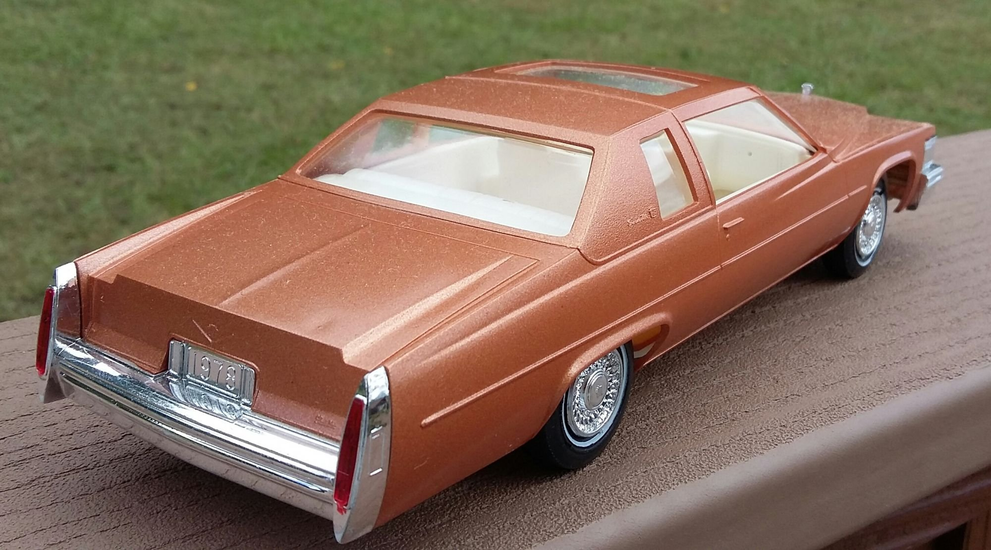 Obsolete Auto Dealer Showroom Collectibles Promos Toys 1978 Cadillac Sedan Deville 4 Door Stock10691978 Coupe With Free Us Shipping