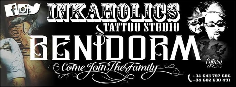 Inkaholic Tattoo Studio