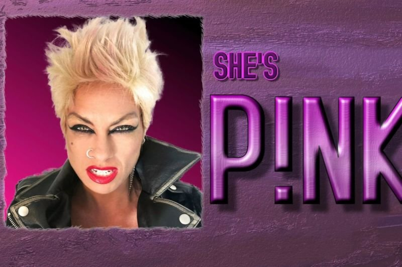 She's Pink Tribute  (Monique Mitchell-Wood)