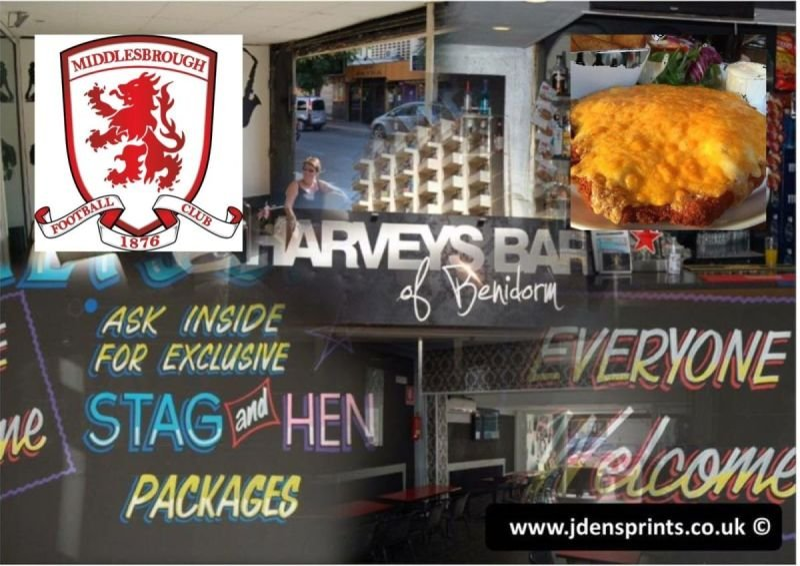 Harvey's Boro Bar