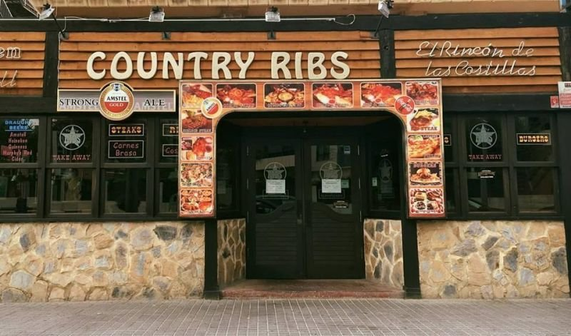 Country Ribs Restaurant