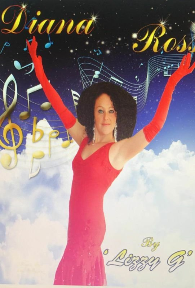 "Diana Ross Tribute ""Show Guide"""