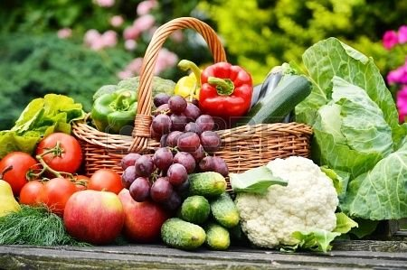 7 Fruits & Vegetables A Day For A Longer Life !!