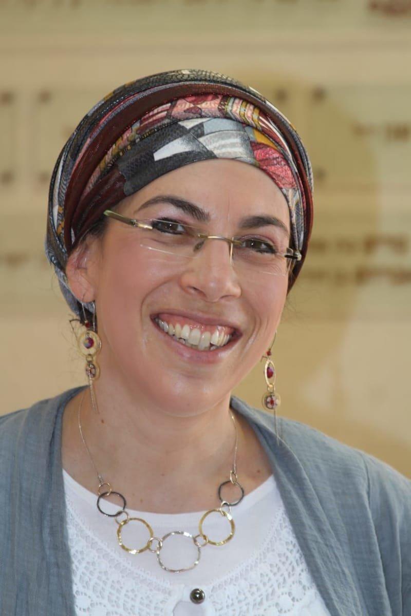 הרבנית דוקטור שולמית בן שעיה