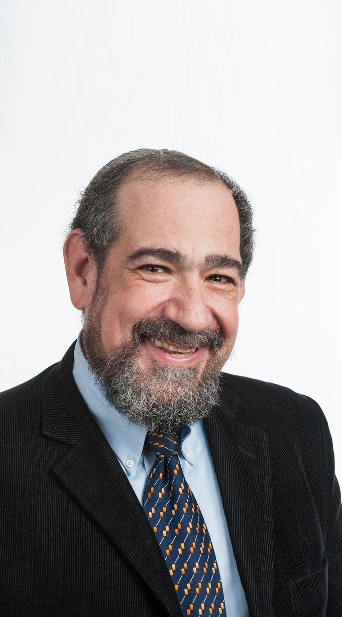 הרב פרופסור ג'פרי וולף