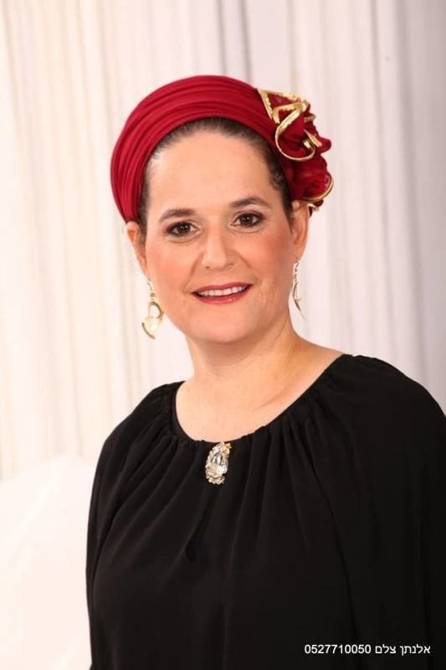 הרבנית דוקטור מיכל טיקוצ'ינסקי