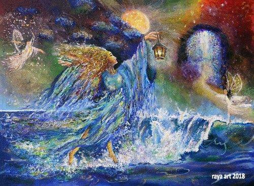 the sea's soul-נשמת הים