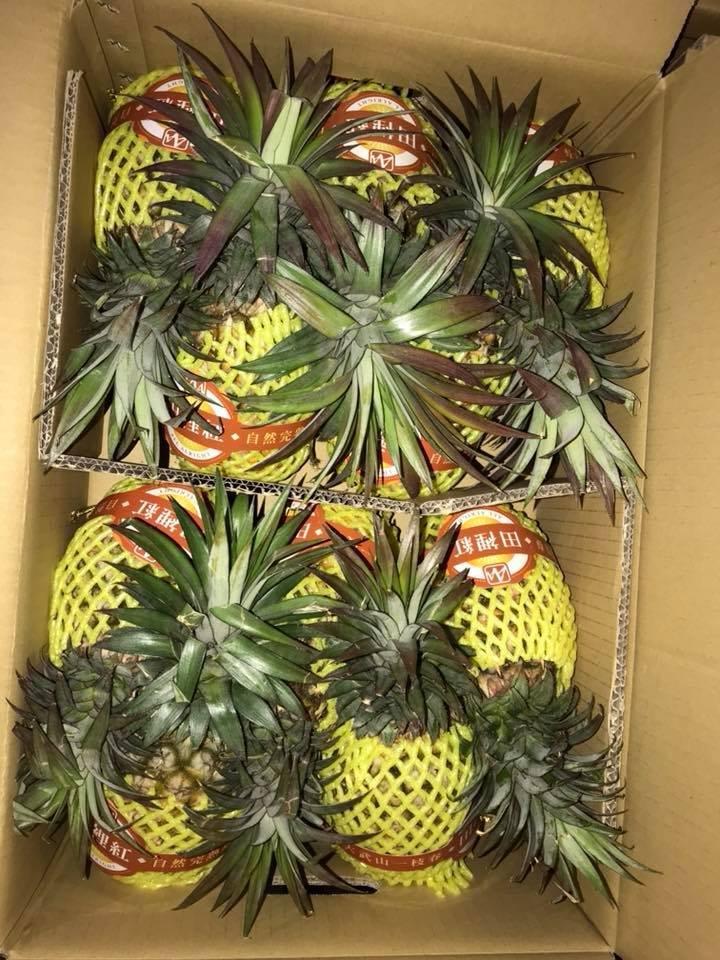 Pineapple (Taiwan)