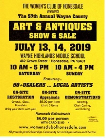 SHOW THIS COUPON AT THE ANTIQUE SHOW