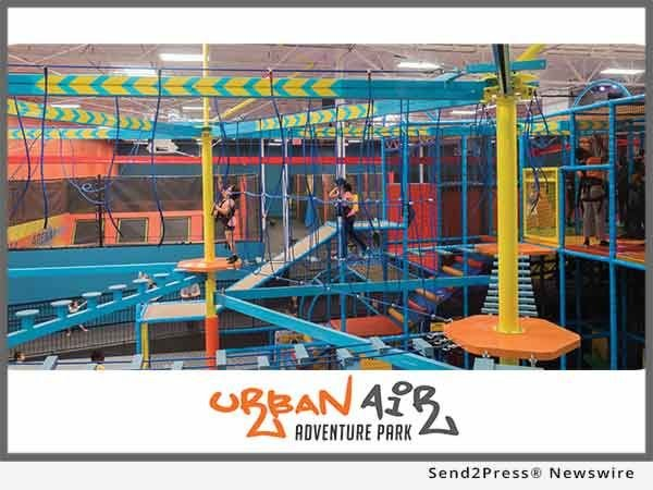 Trampoline Park Party Package