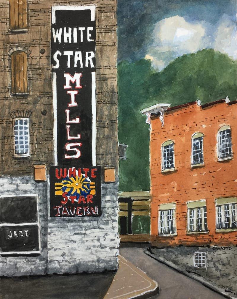 Mill Street Grill, Staunton VA