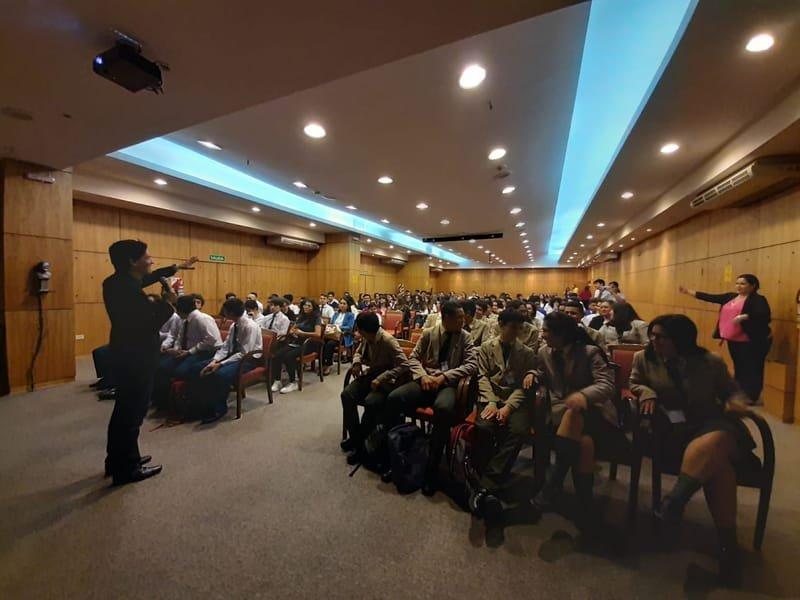 Competencia Nacional Microsoft y Adobe - Paraguay 2019