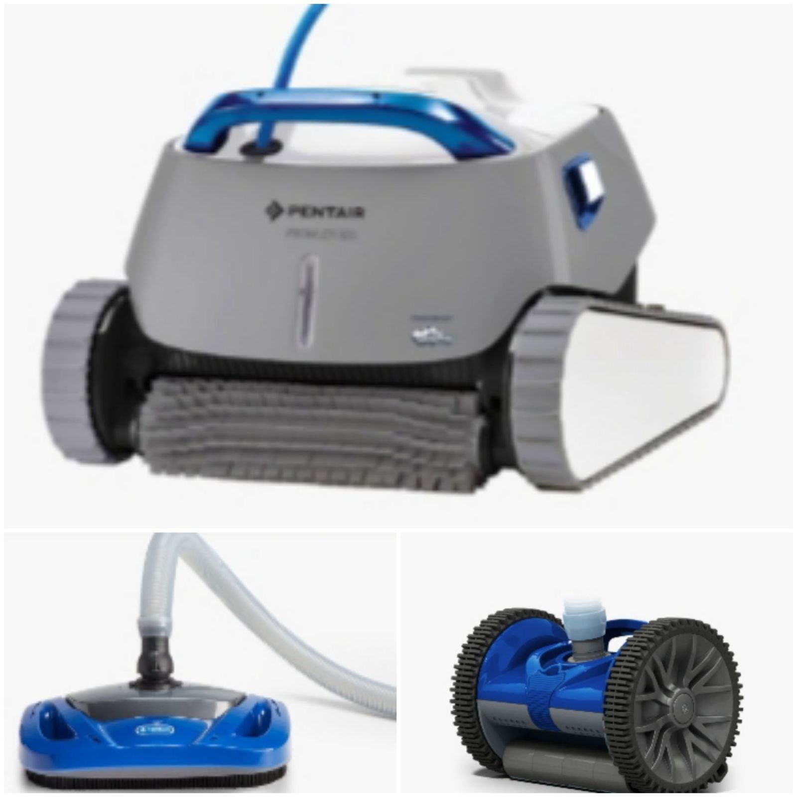 Pentair Pool Cleaners - Call us at 804-861-1191
