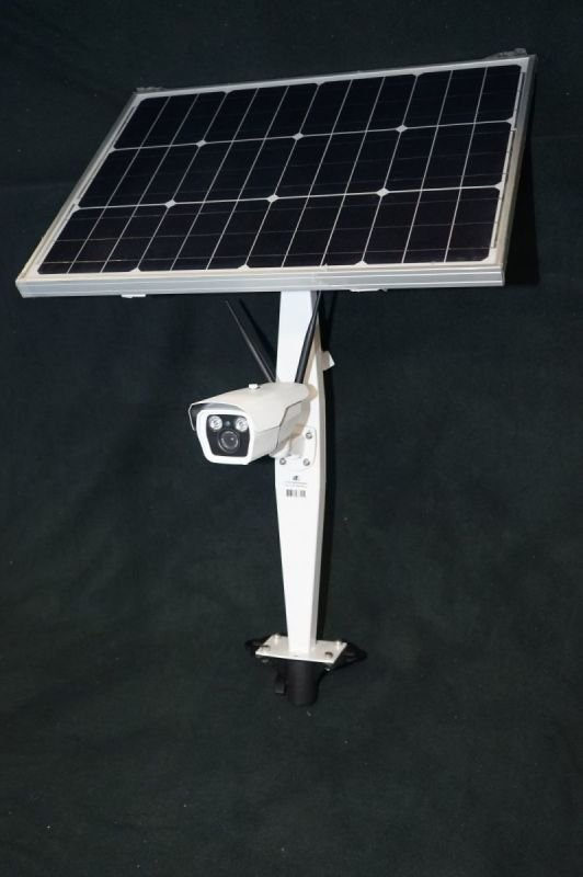 Off Grid CCTV Cameras & Solar Lights