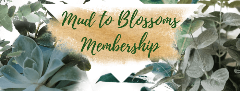 Mud to Blossoms Lotus Circle Membership