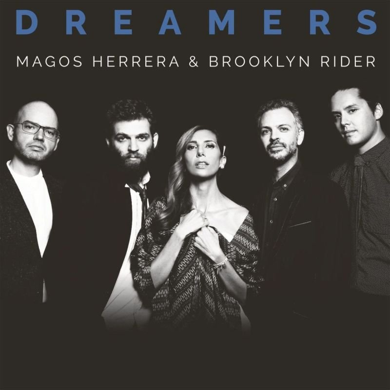 Magos Herrera, Brooklyn Rider