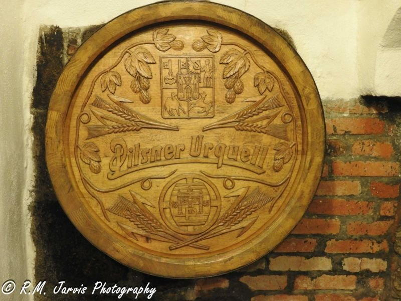 Pilsner Urquell Wooden Barrel