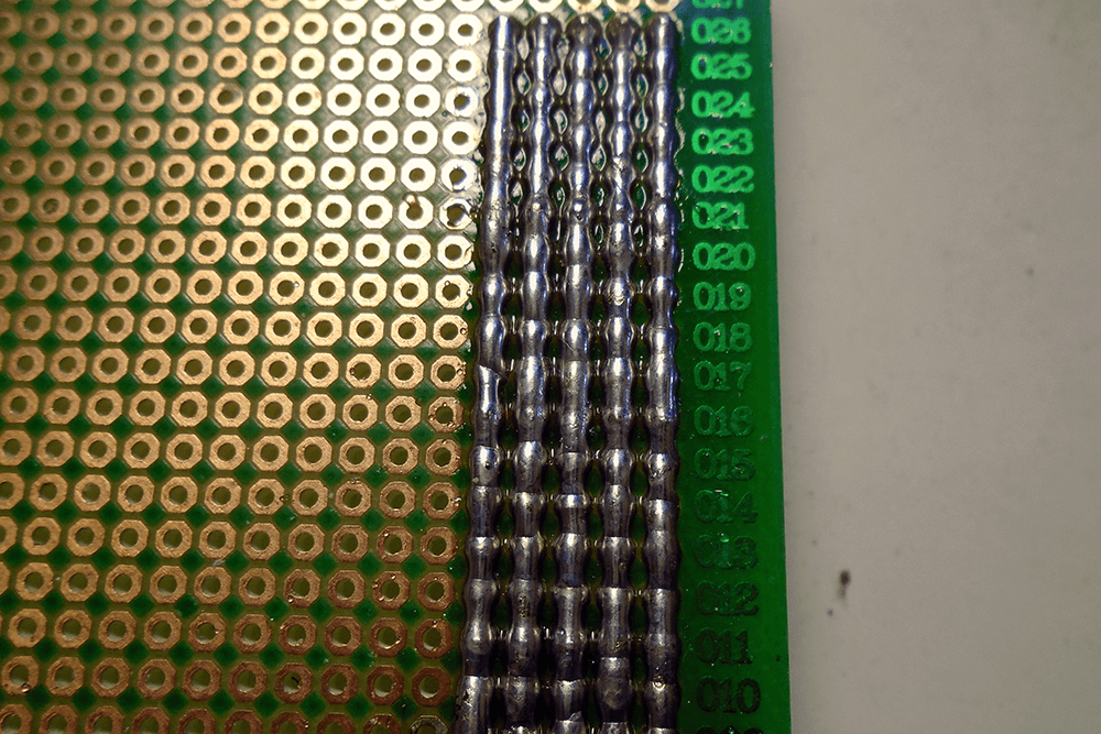 Parallel Charger - Balance-board-soldered