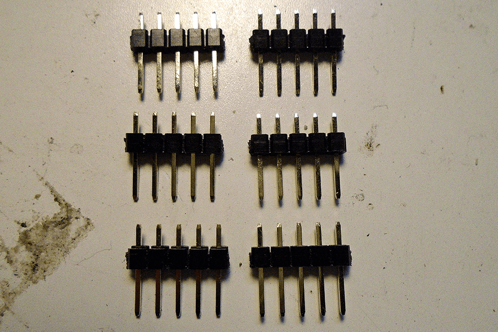 Parallel Charger - Cut-headers-x6