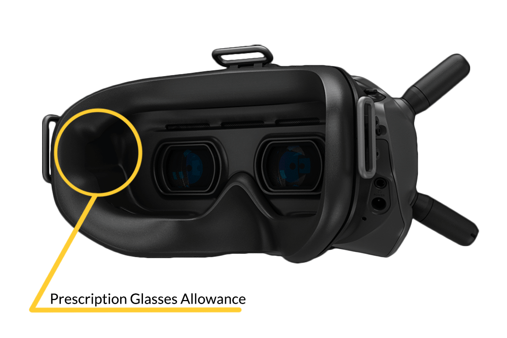 DJI Digital HD FPV-Glasses