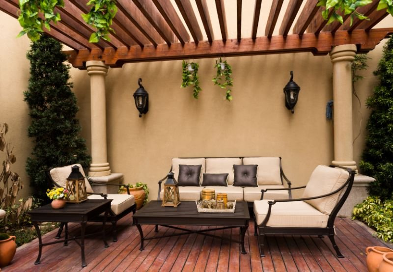 Better Cozy Concepts in Patio Remodelling