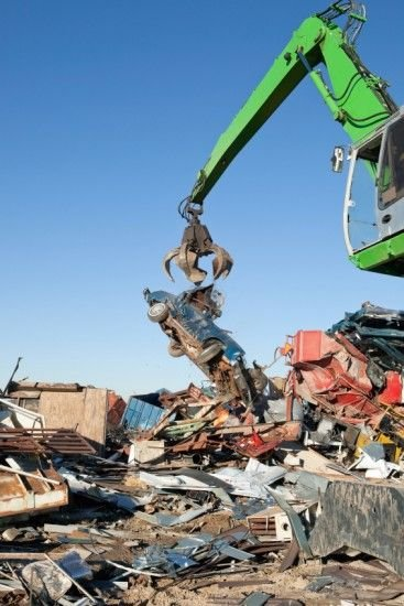 Why Scrap Metal Recycling is Beneficial?