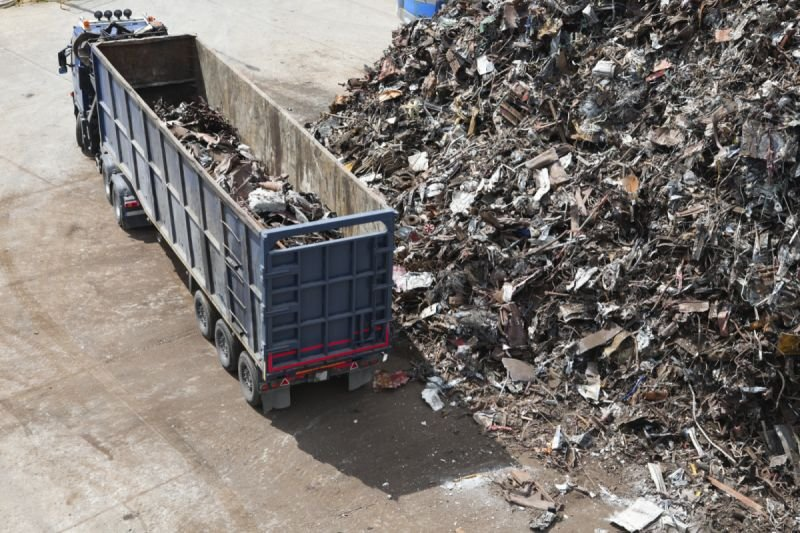 Here Are Some Of The Reasons That You Need To Work With  Scrap Metal Recycling Company