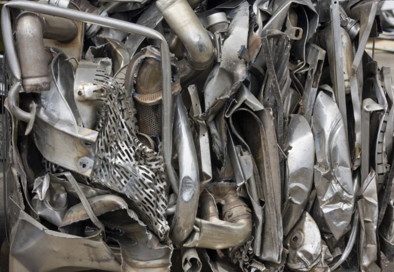 Recycle Scrap Metal for Cash