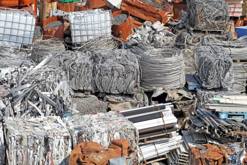 Some of the Benefits Associated with Recycling Scrap Metal.