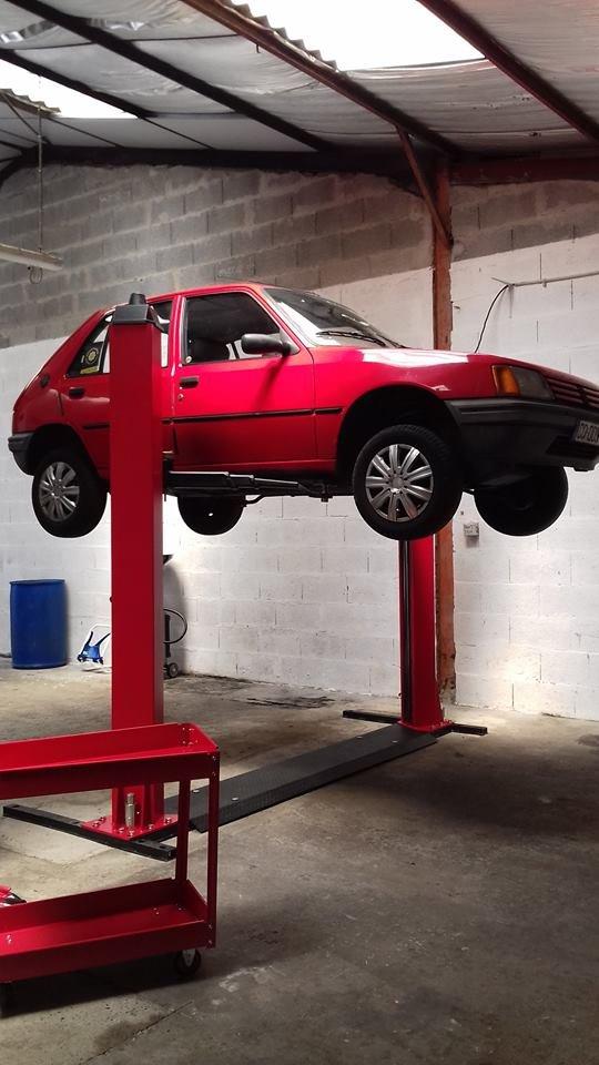 Garage self service a anglet pays basque for Garage demeyere anglet