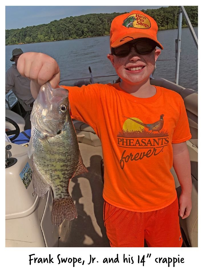 7c8880d92cd Your Kick n Bass Fishing Report for June 18