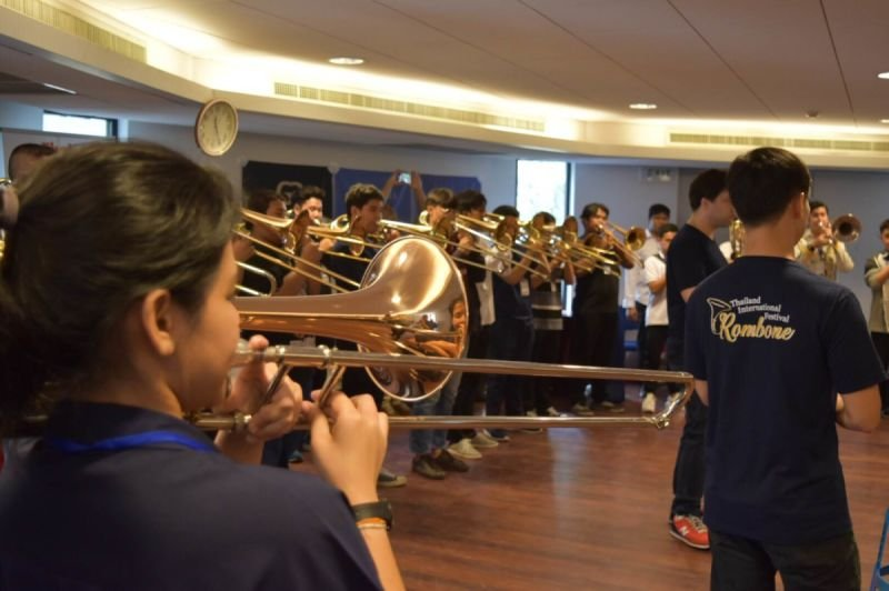 Thailand International Trombone Festival 2017