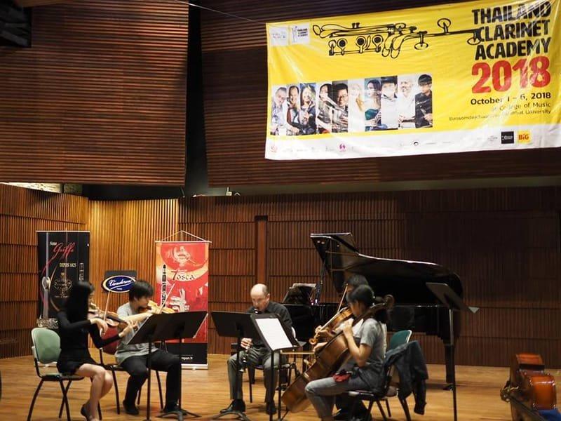 Thailand Clarinet Academy 2018
