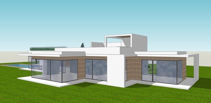 Modern Villa in Ivory Coast