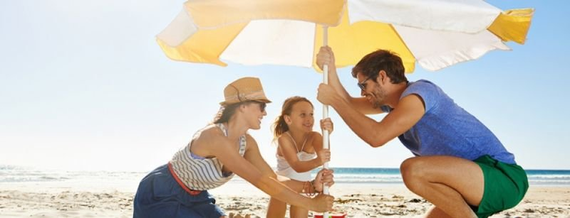 Benefit of Beach And Skin Care Services
