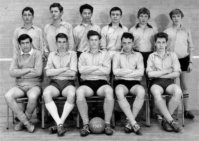 Burnham Grammar School 1964 U15's
