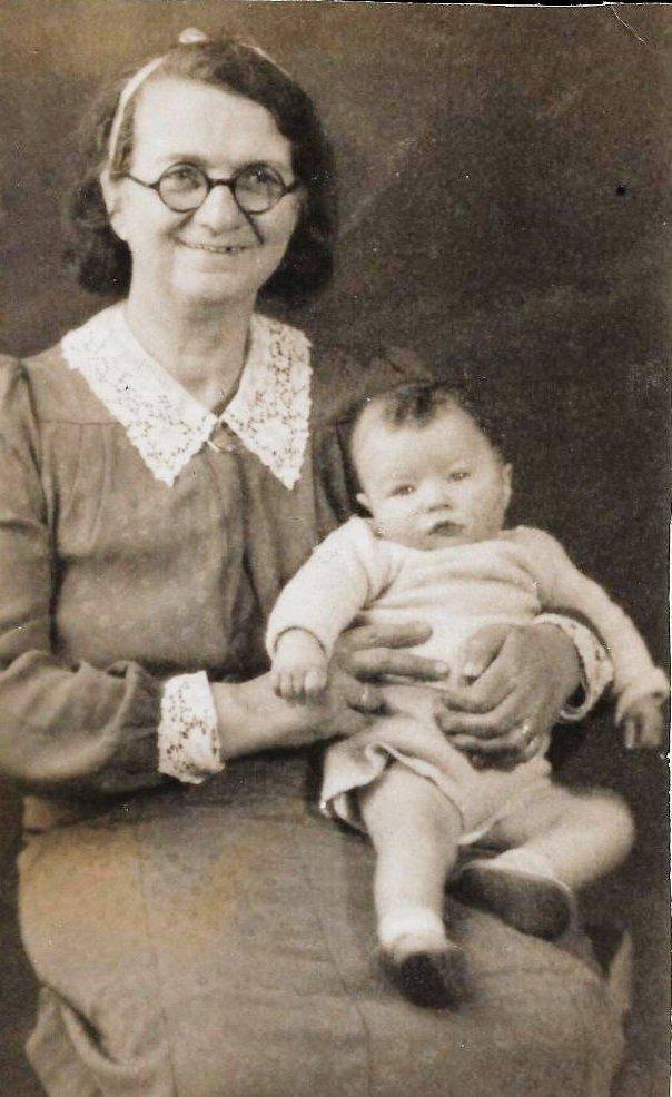Ken & Grandma