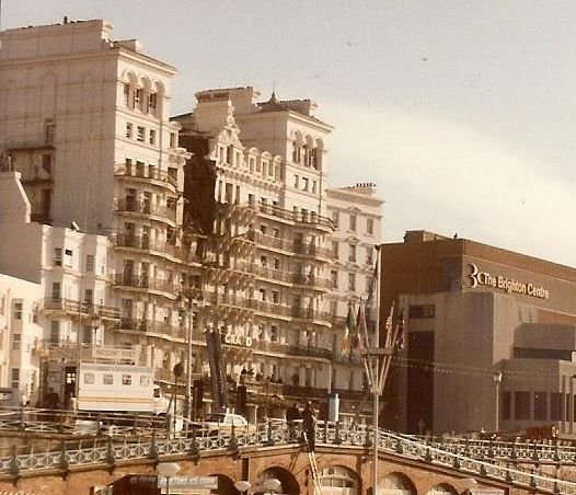 The Grand Hotel Brighton bombing