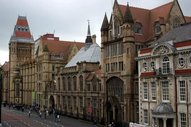 Manchester Uni'