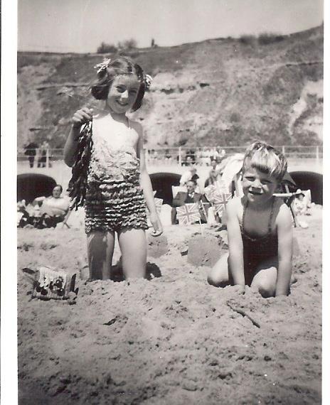 Bob & his younger sister