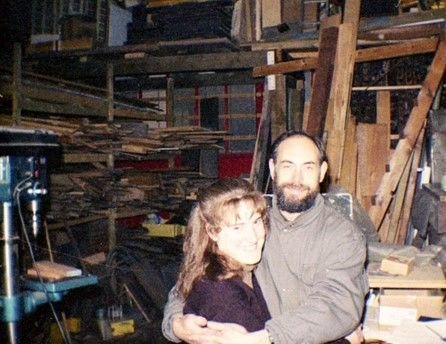Anna & John Page