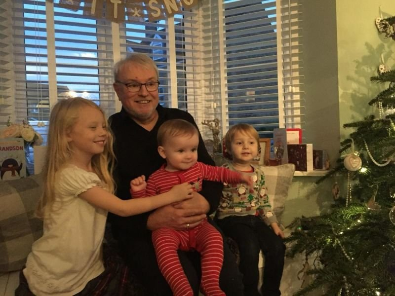 Grandchildren - xmas 2018