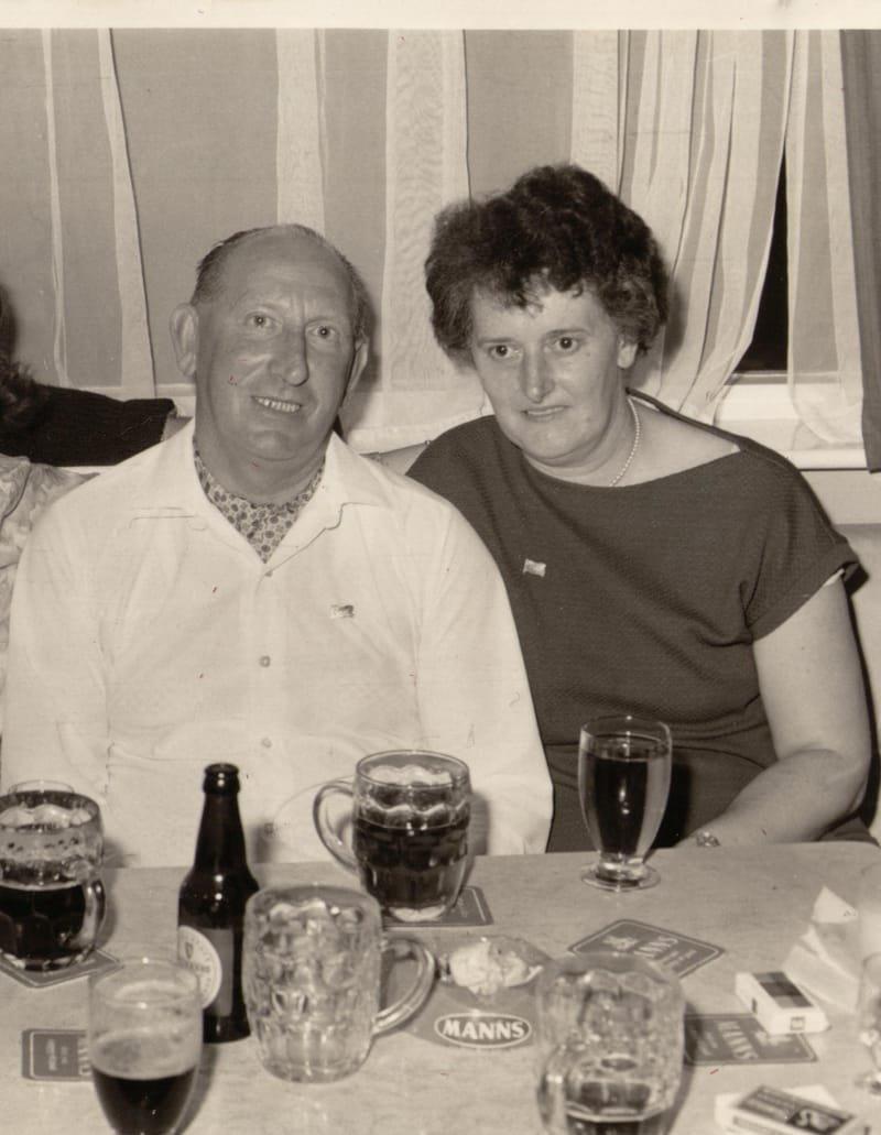 Nan & G'dad
