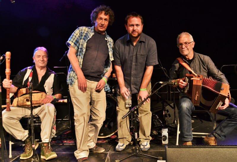 Cock & Bull Reunion Concert @ Towersey 2014