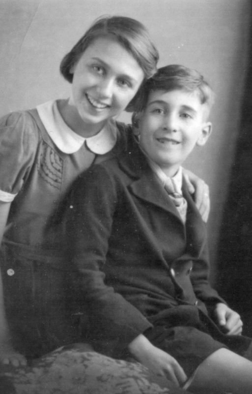 Sister Jean and Peter 1942-3