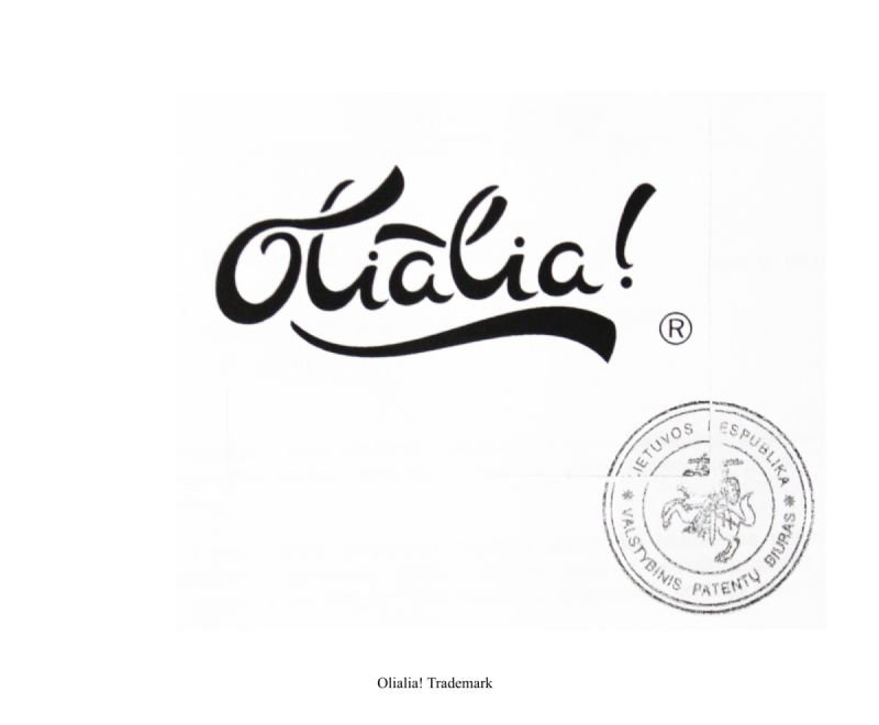 🇱🇹🇦🇹🇪🇪 4 out of 5 Lithuanians aware of Olialia trademark